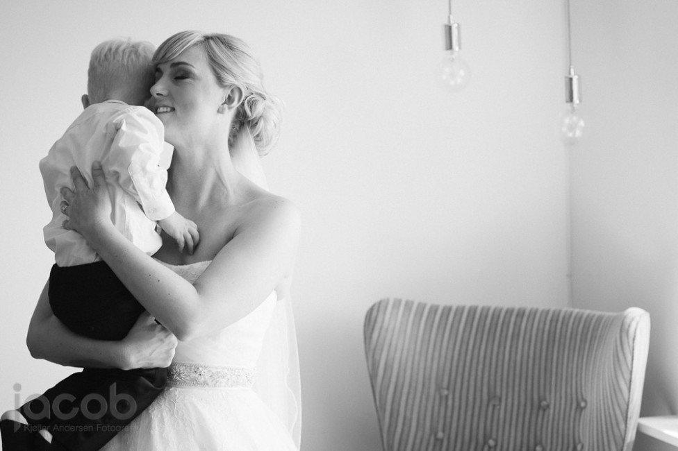 Glæde - Bryllup i Aalborg - Bryllupsfotograf
