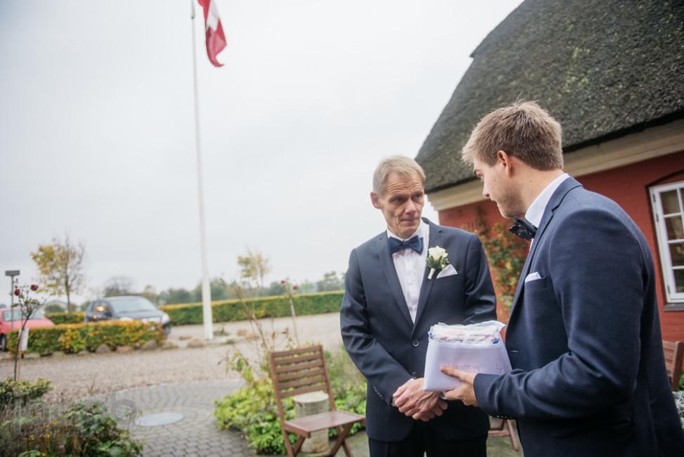 Bryllup Tyrstrup Kro