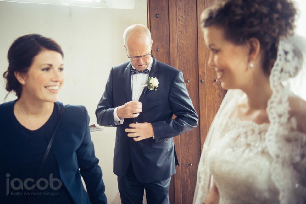 Bryllup i Starup Kirke